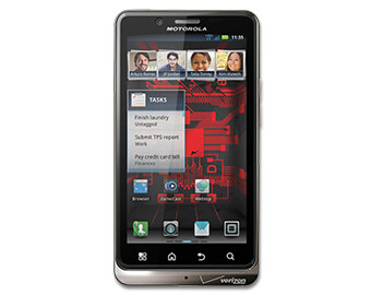 MOTOROLA DROID BIONIC repair